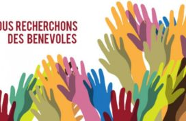 Formulaire Inscription Bénévoles 12, 13 & 14 Avril